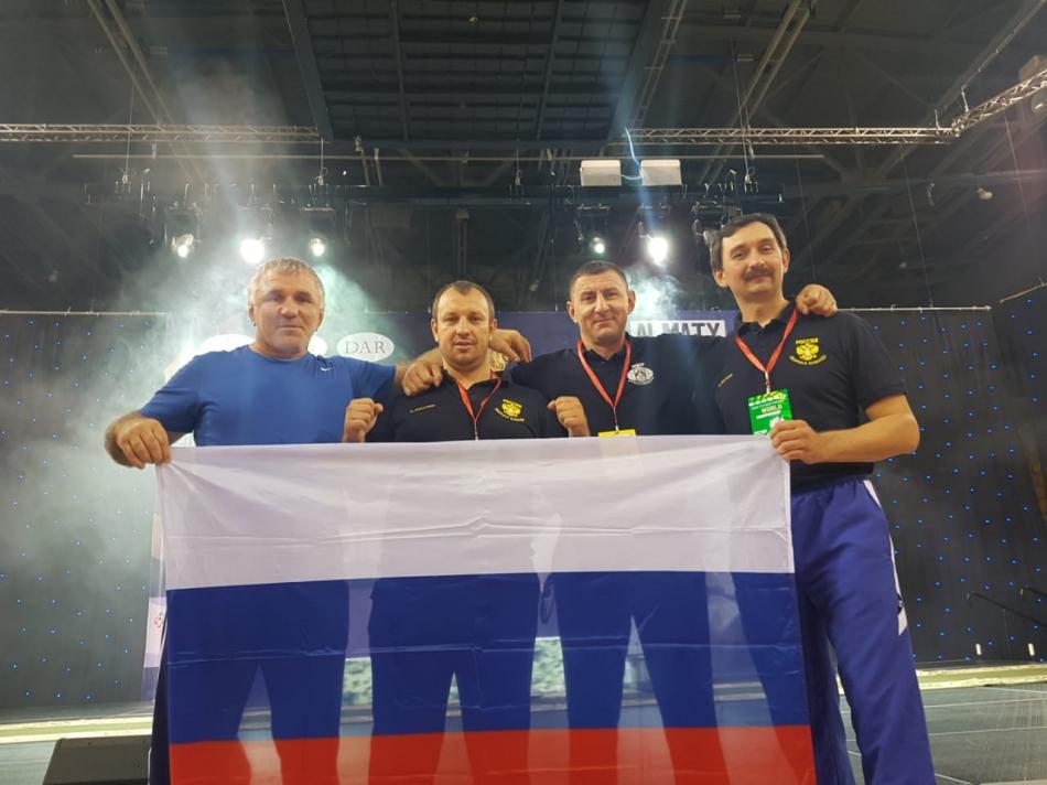 Первенство Мира Казахстан