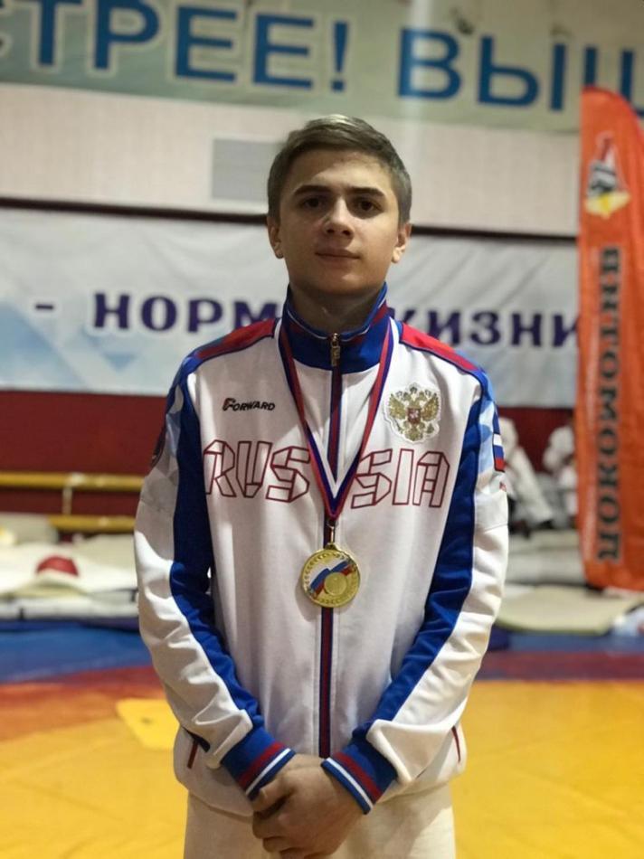 Данил Печенежский