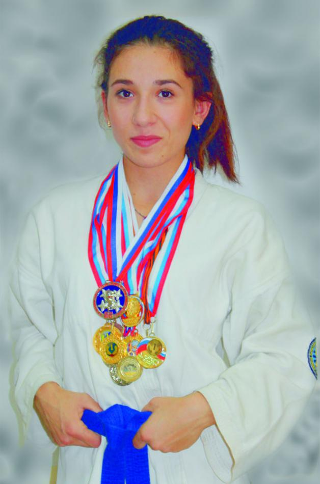Тимошенко Кристина